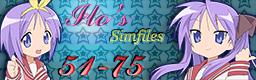 ilonaya's 051-075 Simfiles