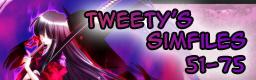 Tweety3187's Simfiles 051-075